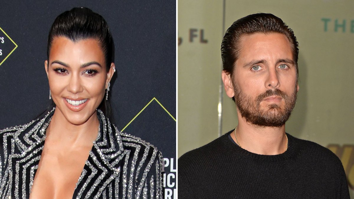 Kourtney Kardashian And Scott Disick Did Attempt To Get Back Together Before She Started Seeing Travis Barker