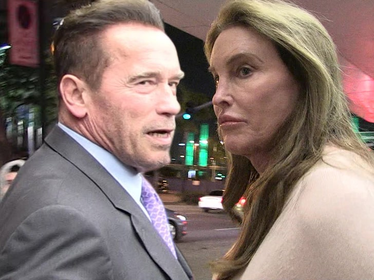 Arnold Schwarzenegger Gave Caitlyn Jenner Advice on Running for Governor