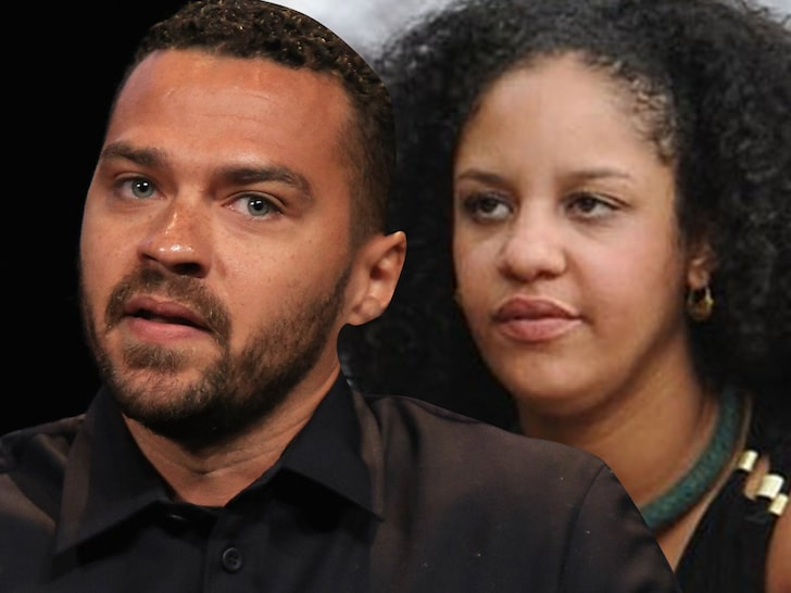'Grey Anatomy's Jesse Williams Ordered to Take 'High Conflict Parents' Course