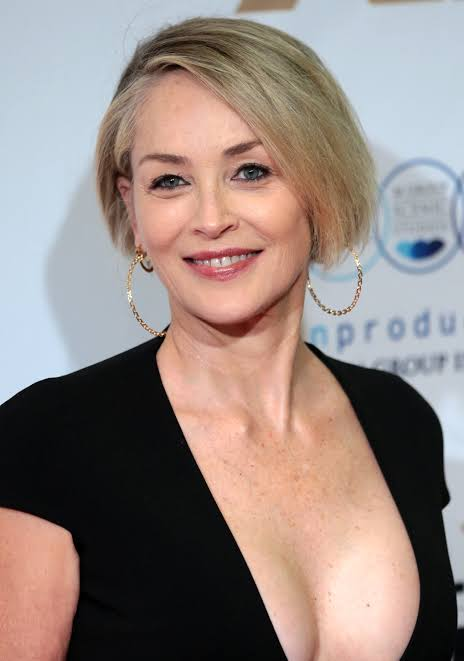 I was told I wasn't sexy enough – Sharon Stone.
