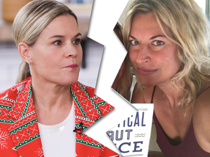 Celebrity Chef Cat Cora's Wife Files for Divorce