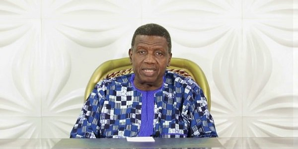 Pastor Adeboye: Don't Cry For My Son, Dare, Keep Praying For Us