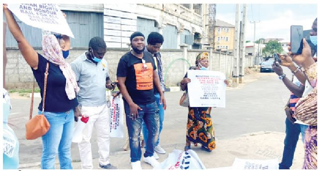 We Will Keep Baba Ijesha Until JUSUN Resumes, Police Tell Protesters