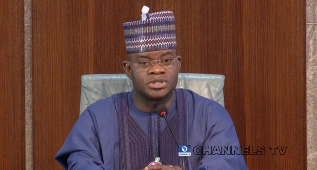 Yahaya Bello: 'All Nigerians Are Asking Me To Run For President'