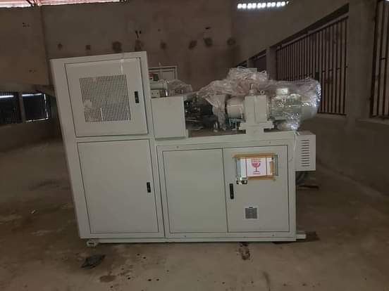 Installation Of Automated Machines For Manufacturin Of Shoes In Anambra (Photos)