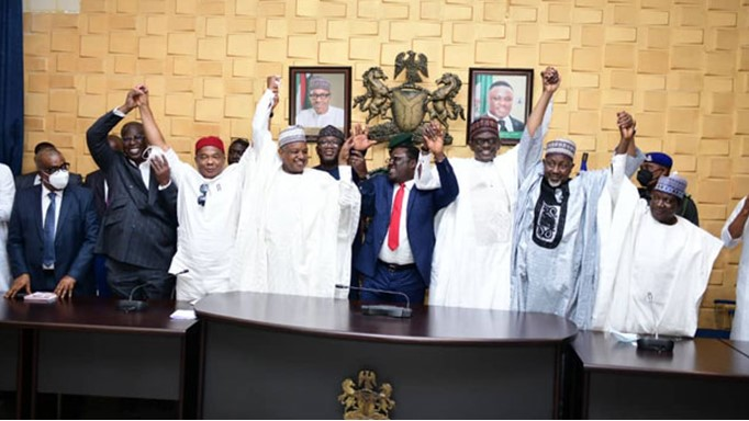 Is Fear Of EFCC, 2023 Elections Driving PDP Governors, Senators To APC?