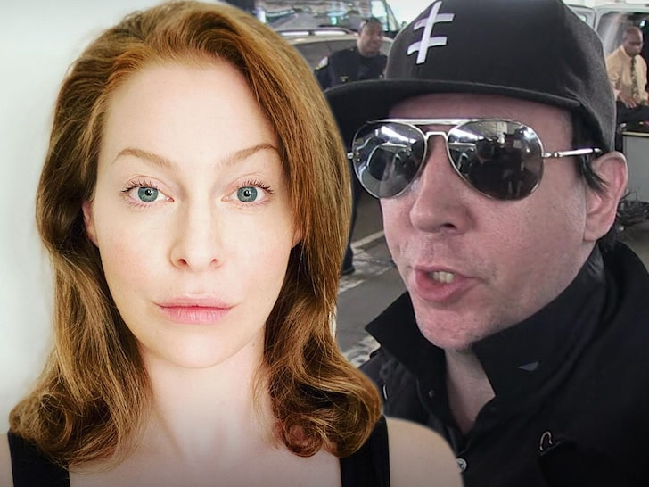 Marilyn Manson Sued for Sexual Assault by 'GoT' Actress Esme Bianco