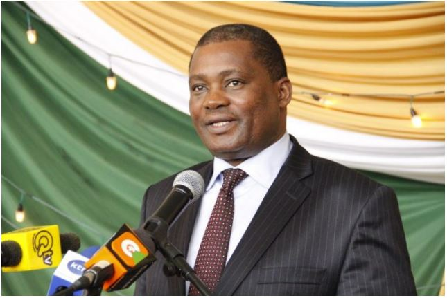 Details of Speaker Justin Muturi's meeting with Meru Professionals days after his coronation event