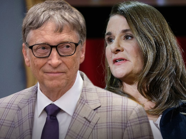 Bill Gates Gives $1.8 Billion in Stocks to Melinda on Day Divorce Filed