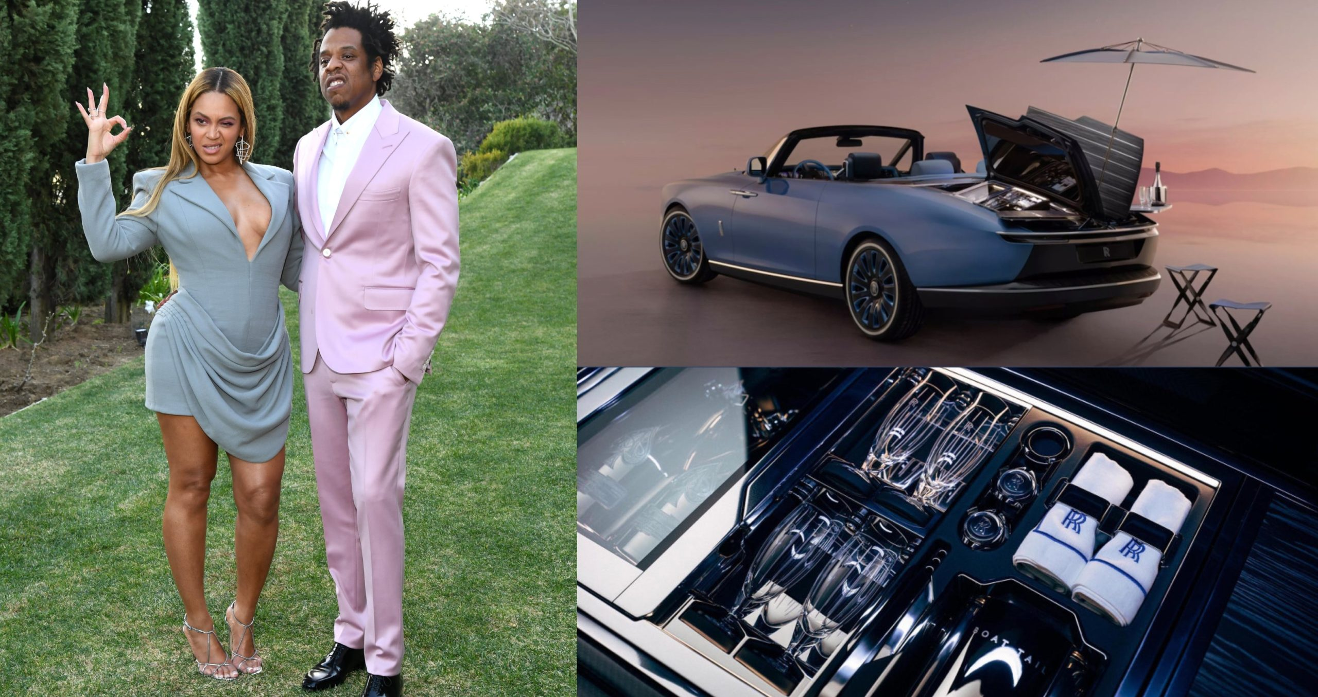Beyoncé and Jay Z buy world's most expensive car