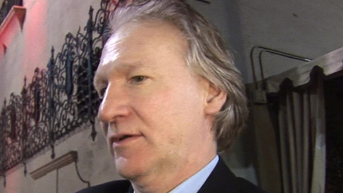 Bill Maher Tests Positive for COVID-19, Pauses 'Real Time'