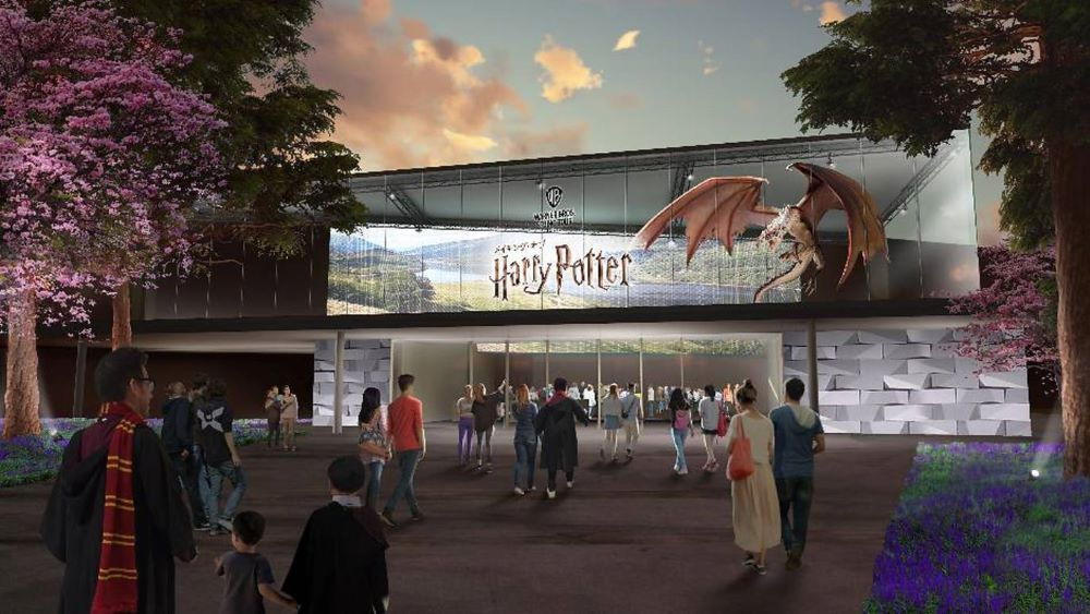 Construction Starts on Harry Potter Attraction in Tokyo