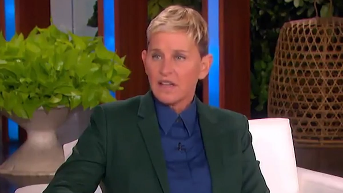 Ellen DeGeneres Suggests Toxic Work Environment Allegations were 'Orchestrated'