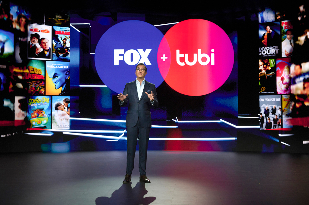 Fox Upfront Hammers Home Idea Tubi Is Not Another Brick in the Paywall