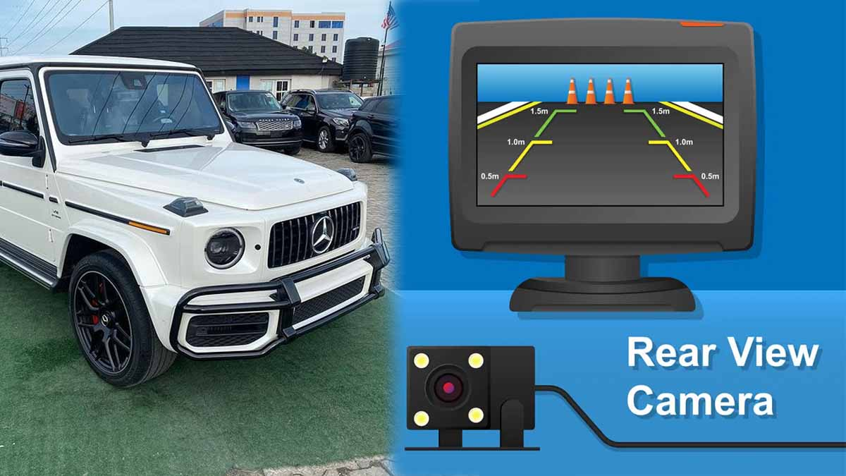 How To Install A Rear View Camera