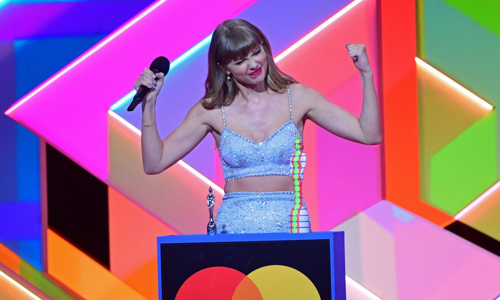 Inside the Brit Awards: Taylor Swift, Dua Lipa, Little Mix and More