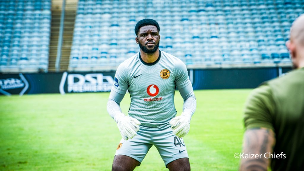 Kaizer Chiefs Confirm Akpeyi's Return From Injury Ahead Swallows Clash