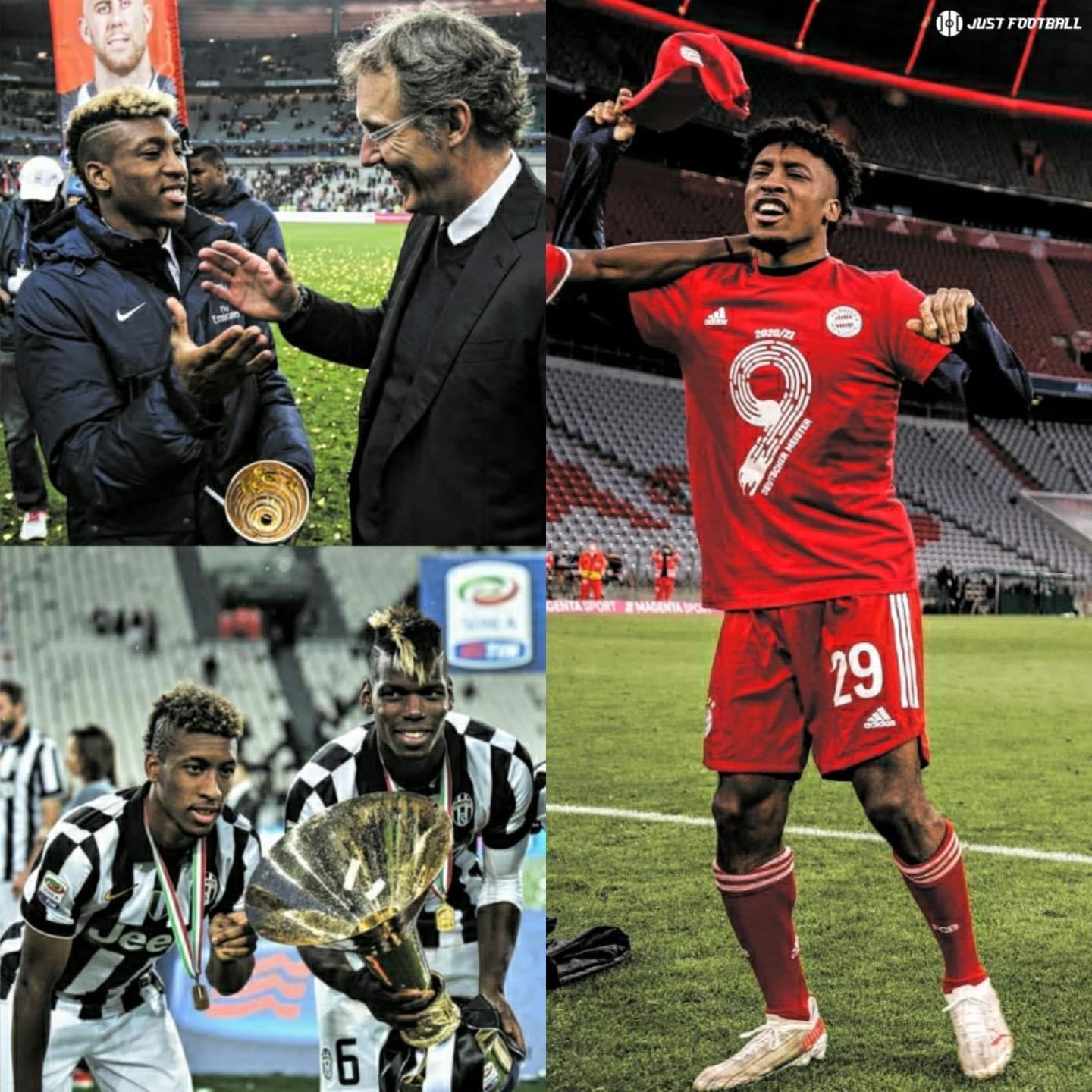 Kingsley Coman Has Won The League Title In Every Season Of His Senior Career
