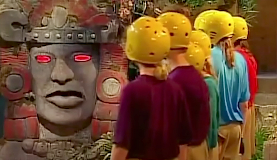 'Legends of the Hidden Temple' Reimagined for The CW