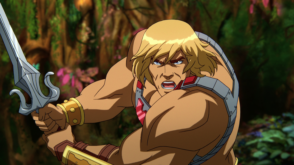 Masters of the Universe: Revelation: He-Man Fans Were Target Audience
