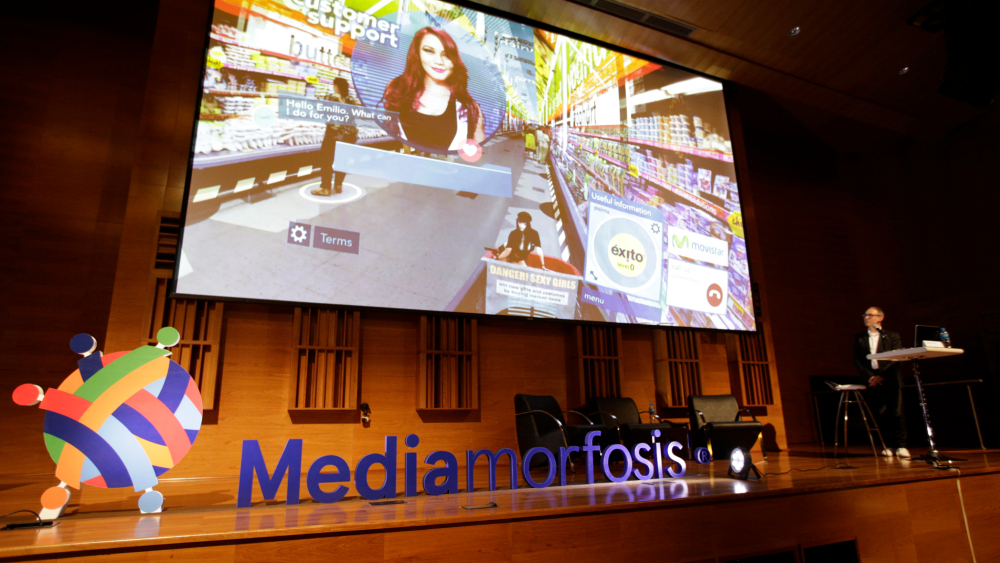 Mediamorfosis Readies 2021 Immersive Reality Edition
