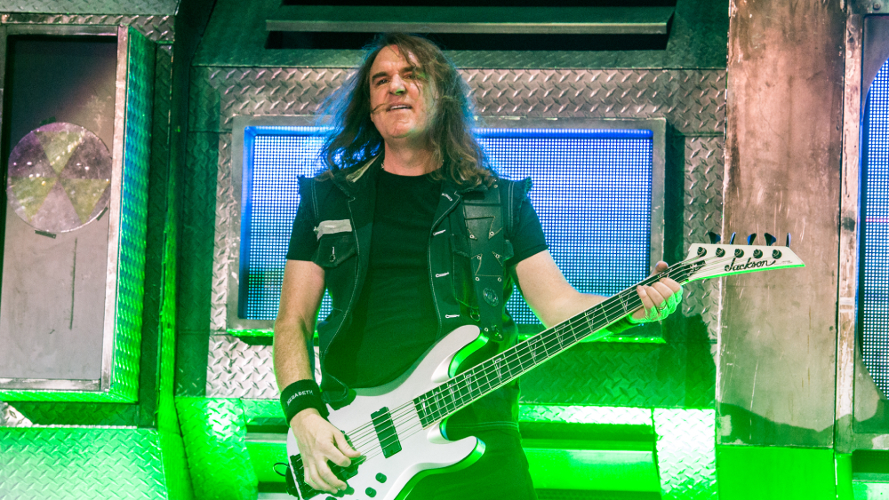 Megadeth Issues Statement on Sexual Misconduct Claims Against Bassist