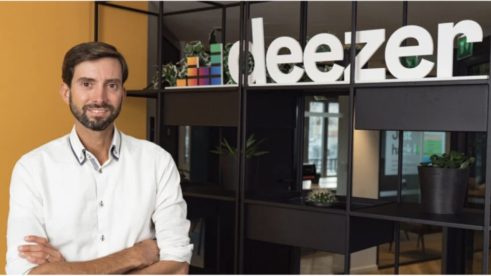 Music Industry Moves: Deezer Names Jeronimo Folgueira CEO