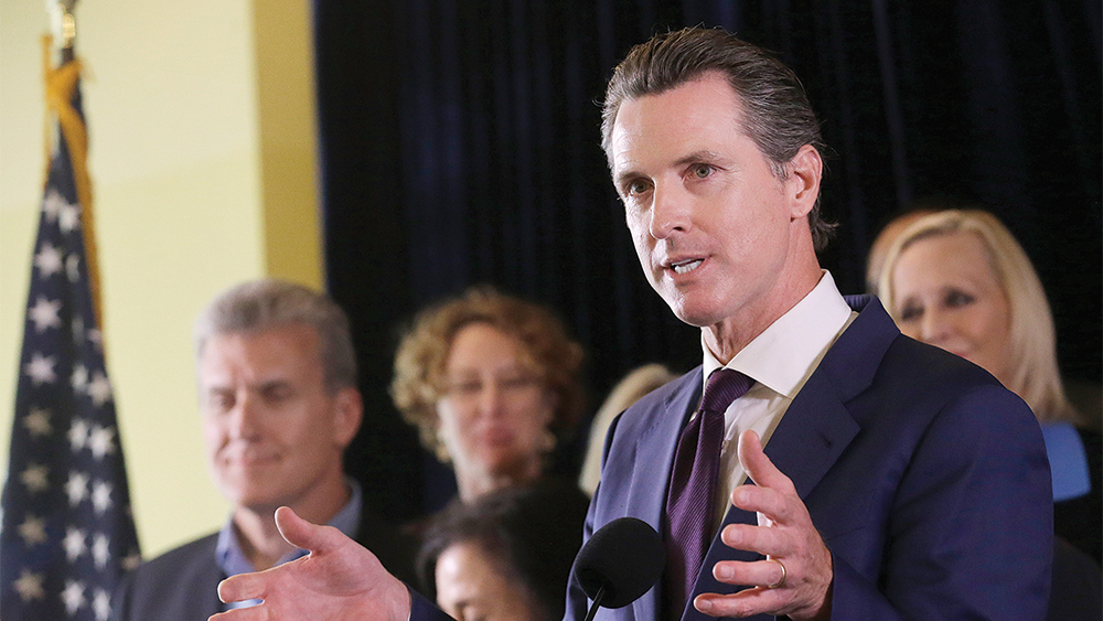Newsom's California Comeback Plan Has Largest State Rebate Tax Ever