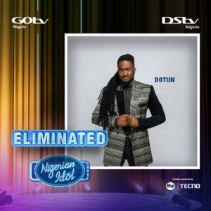 Nigerian Idol Week 1 Eviction and Top 9 Contestants Performances (Dotun and Faith Mac Evicted)