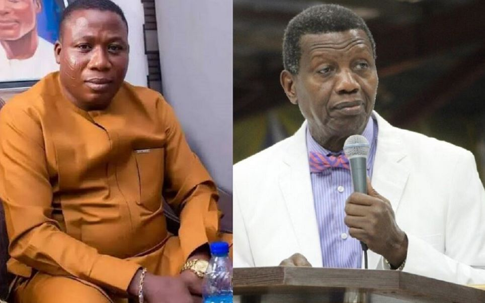 """""""We Are Not Ready To Reply Him"""" – CAN Reacts To Sunday Igboho's Attack On Adeboye"""