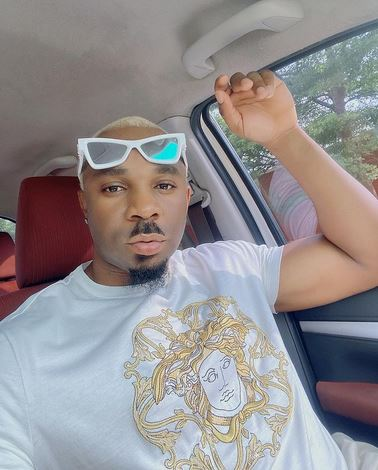 """""""Speak Up If You Are Hurt, Don't Die In Silence"""" — Socialite, PrettyMike Tells Men"""