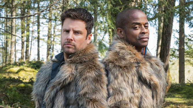 'Psych': Third Revival Movie Ordered at Peacock