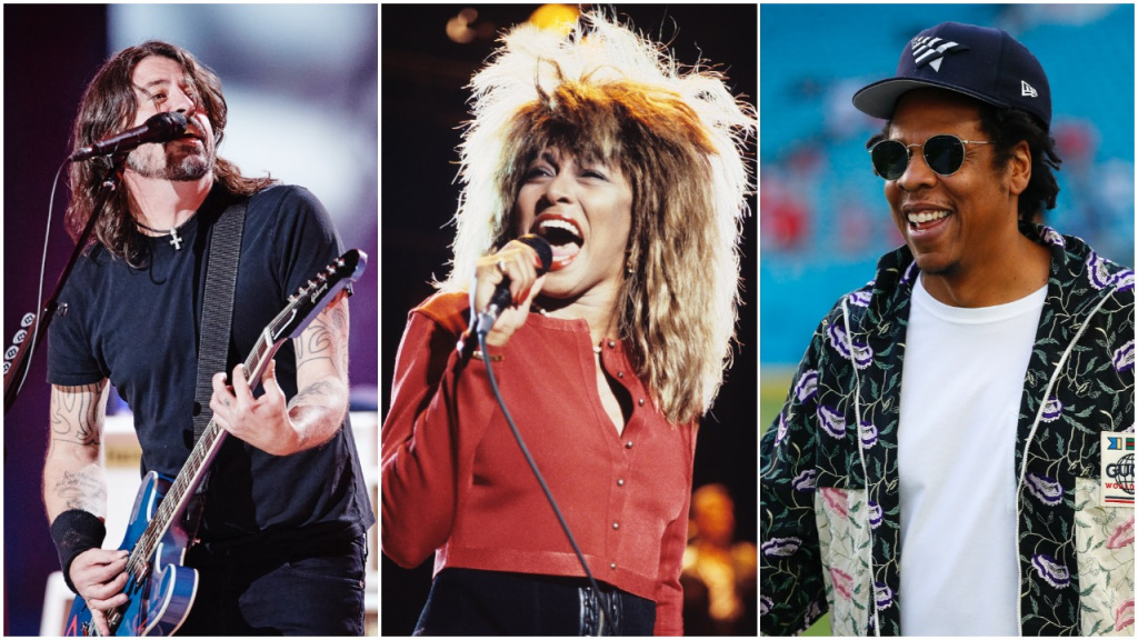 Rock & Roll Hall of Fame Selects Jay-Z, Foo Fighters, Go-Go's and More