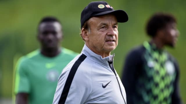 Rohr To Face Strikers' Headache For 2022 AFCON And 2022 World Cup Qualifiers – Dosu