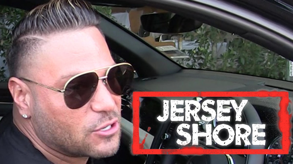 Ronnie Ortiz-Magro Stepping Away From 'Jersey Shore' for Mental Health Help