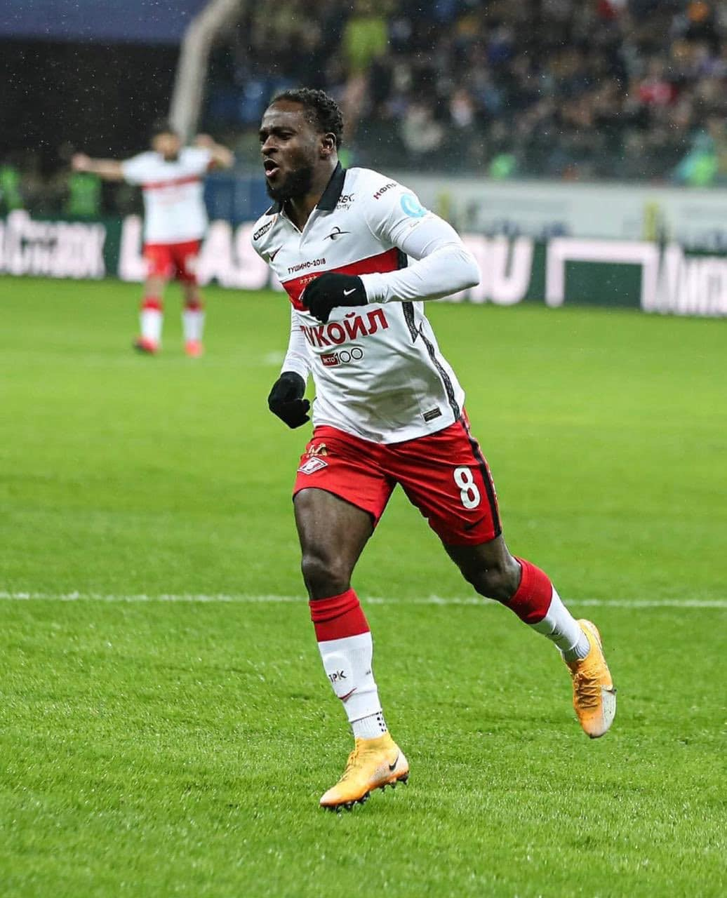 Spartak Moscow To Sign Moses For £4m