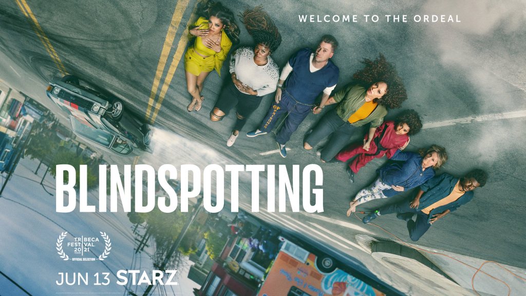 Starz Releases First Look at Comedy 'Blindspotting' Premiering in June