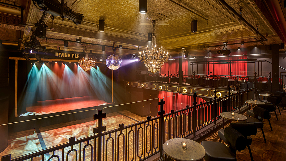 Take a Look at the Renovated Irving Plaza, Reopening in August
