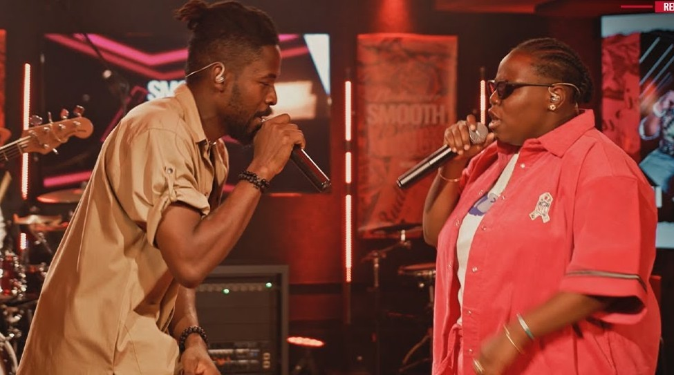 """Teni and Johnny Drille Combine to Deliver Amazing Remix for the Nigerian Classic """"Denge Pose"""" 