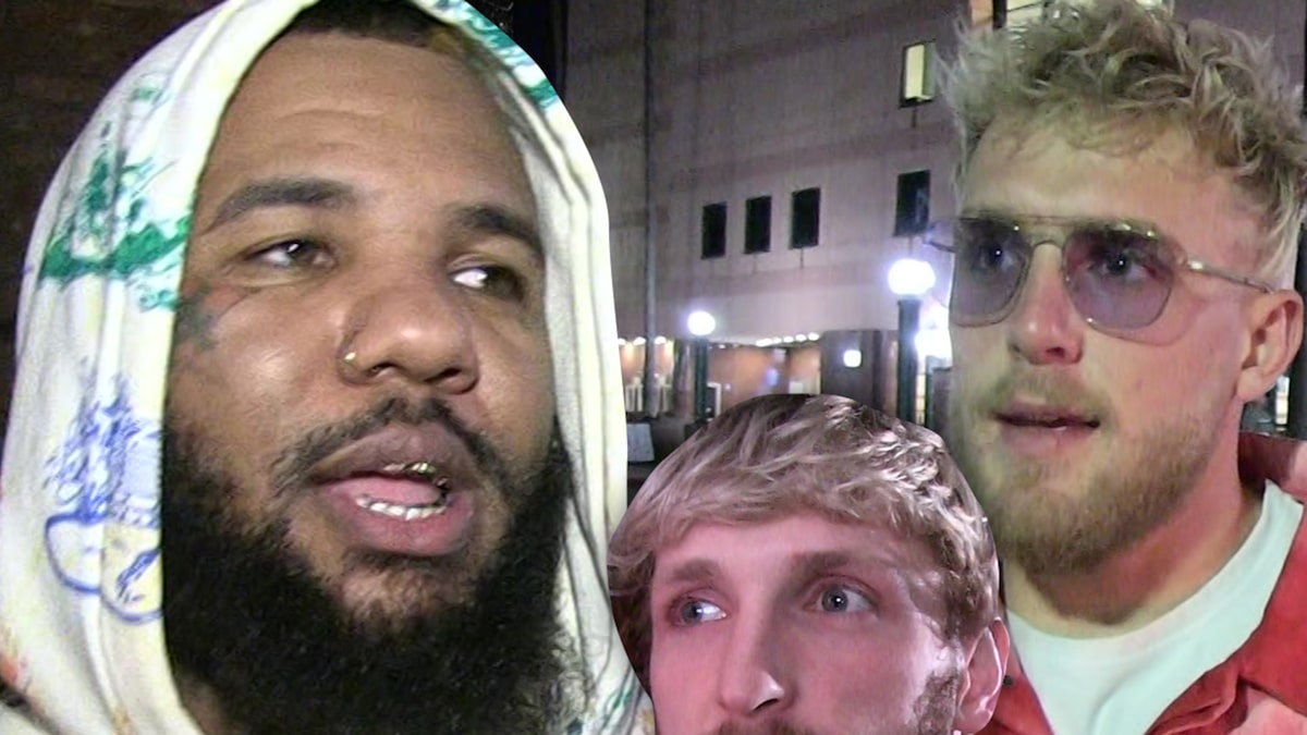 The Game Wants to Fight Jake and Logan Paul, I'll 'F***' You Up!