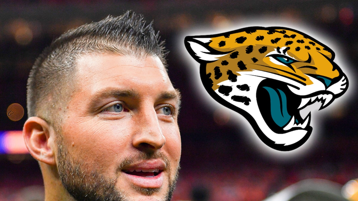 Tim Tebow to Sign 1-Year Contract with Jaguars, Back in the NFL!