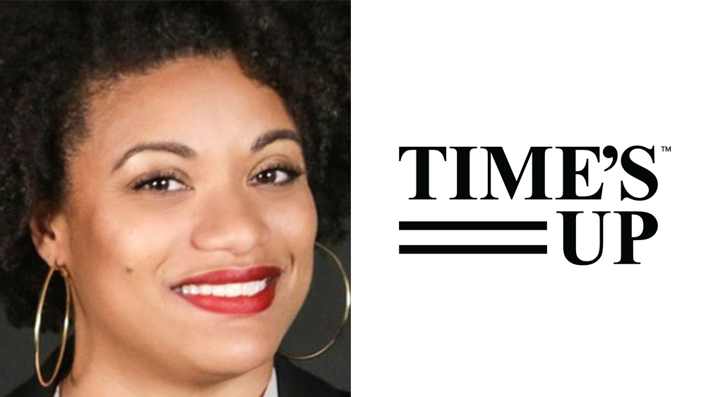 Time's Up Names Chelsea Fuller as Communications Chief