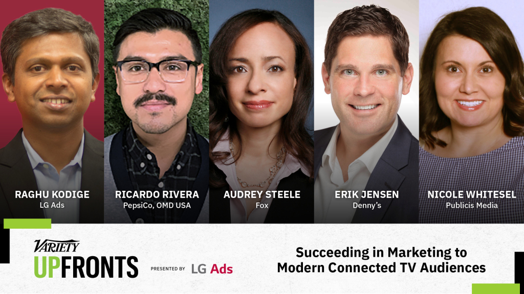 Variety to Host Variety Upfronts Presented by LG Ads May 21