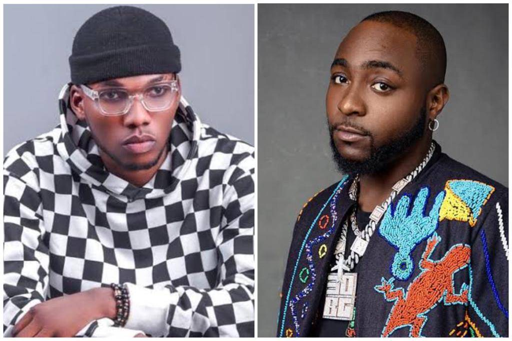 Victor AD Debunks Rumour That Davido Stole 'Jowo' From Him