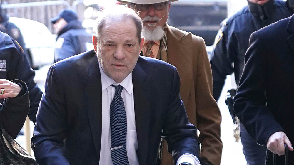 Harvey Weinstein L.A. Trial Can Start Within Four Months