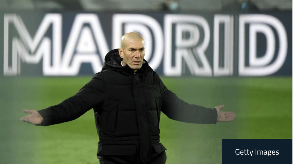 Zidane 'Very Angry' With Controversial Sevilla Penalty As Real Madrid Lose Ground In La Liga