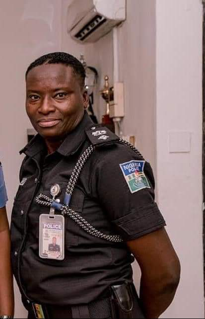 Photo Of Police Officer Accused Of Shooting Sowore