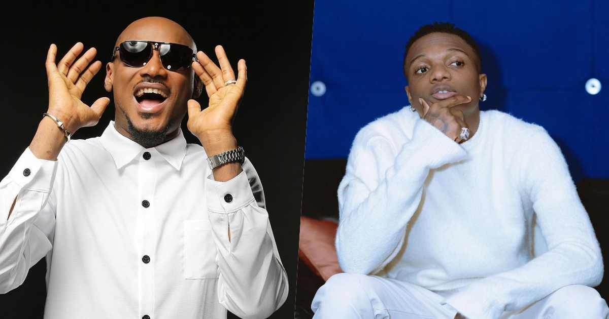Wizkid jumps for joy as Tuface Idibia celebrates him for finding his 'distinct sound'