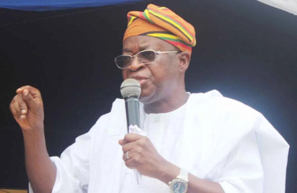 Osun PDP Criticizes Oyetola Over Absence At Southern Governors' Meeting