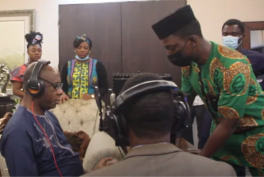 Psalm 3: Amaechi Turns Singer, Releases Gospel Song Featuring Wife